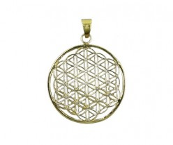 Obesek Flower of life